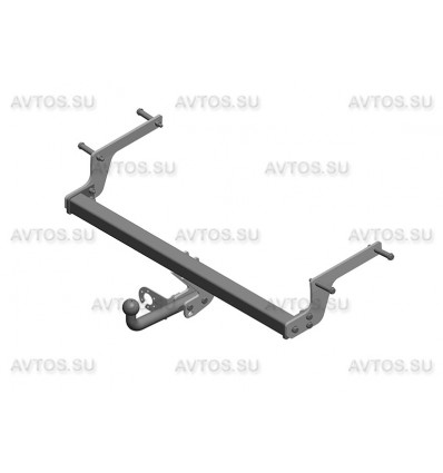 Фаркоп RN07 для RENAULT DUSTER 2011-2015 (AvtoS)